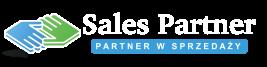 logo sales partner_bez tla_hor_biale